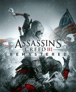 Carátula de Assassin's Creed III Remastered para Nintendo Switch