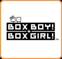 Carátula de BOX BOY! + BOX GIRL! para Nintendo Switch