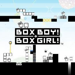 Carátula de BoxBoy! + BoxGirl!