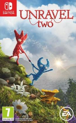 Carátula de Unravel Two