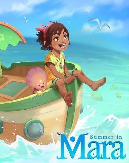 Carátula de Summer in Mara para Xbox One