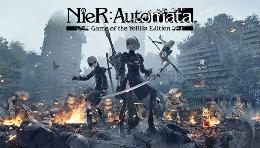 Carátula de NieR: Automata: Game of the YoRHa Edition para PC