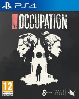 Carátula de The Occupation para PlayStation 4