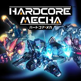 Carátula de Hardcore Mecha para PlayStation 4