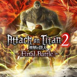 Carátula de Attack on Titan 2: Final Battle para Nintendo Switch