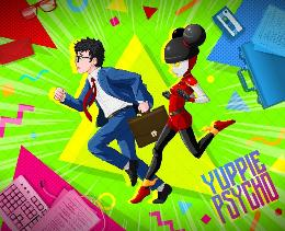 Carátula de Yuppie Psycho: Executive Edition para Nintendo Switch
