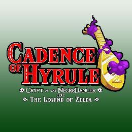 Carátula de Cadence of Hyrule - Crypt of the NecroDancer Featuring The Legend of Zelda