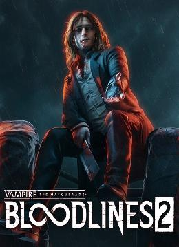 Carátula de Vampire: The Masquerade - Bloodlines 2 para PlayStation 4
