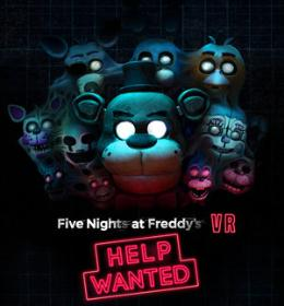 Carátula de Five Nights at Freddy's VR: Help Wanted para PC