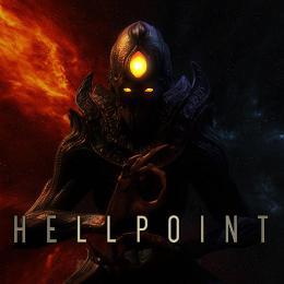 Carátula o portada Europea del juego Hellpoint para Nintendo Switch