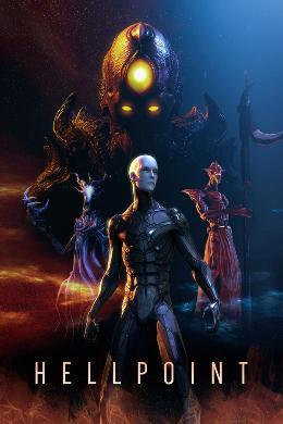 Carátula de Hellpoint para PlayStation 4