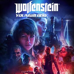 Carátula de Wolfenstein: Youngblood para Nintendo Switch