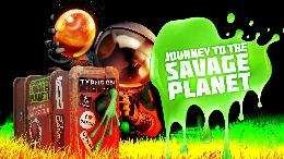 Carátula de Journey to the Savage Planet para PlayStation 4