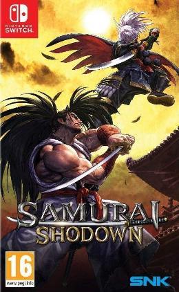 Carátula de Samurai Shodown (2019) para Nintendo Switch
