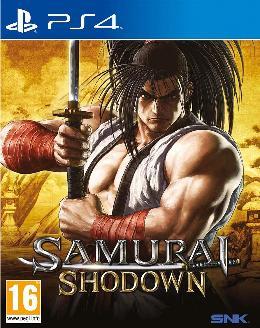 Carátula o portada Europea del juego Samurai Shodown (2019) para PlayStation 4