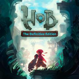 Carátula de Hob: The Definitive Edition
