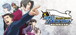 Carátula de Phoenix Wright: Ace Attorney Trilogy para PlayStation 4