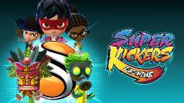 Carátula de Super Kickers League para Nintendo Switch