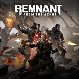 Carátula de Remnant: From the Ashes para PlayStation 4