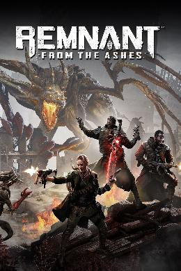 Carátula de Remnant: From the Ashes para Xbox One