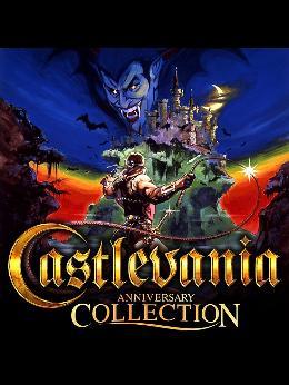 Carátula de Castlevania Anniversary Collection para Nintendo Switch