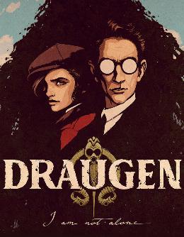 Carátula de Draugen para PlayStation 4