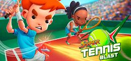 Carátula de Super Tennis Blast para Nintendo Switch