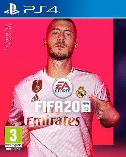 Carátula de FIFA 20 para PlayStation 4