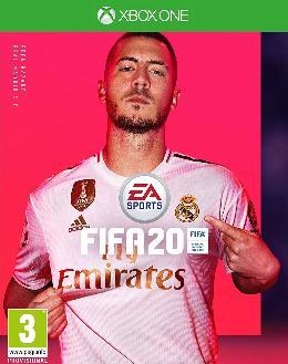 Carátula de FIFA 20 para Xbox One