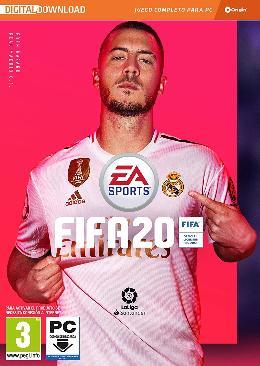 Carátula de FIFA 20 para PC