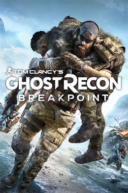 Carátula de Tom Clancy's - Ghost Recon: Breakpoint para PC