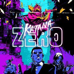 Carátula de Katana ZERO para Nintendo Switch