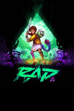 Carátula o portada Europea del juego RAD para Xbox One