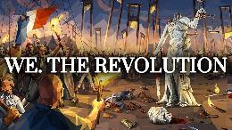Carátula o portada No oficial (Montaje) del juego We, The Revolution para Xbox One