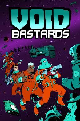 Carátula de Void Bastards para Xbox One