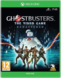 Carátula de Ghostbusters: The Video Game Remastered para Xbox One