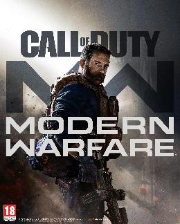 Carátula de Call of Duty: Modern Warfare para PlayStation 4