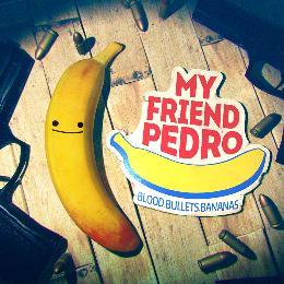 Carátula de My Friend Pedro para Nintendo Switch