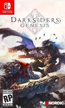 Carátula de Darksiders: Genesis para Nintendo Switch