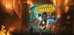 Carátula de Destroy All Humans! para PC