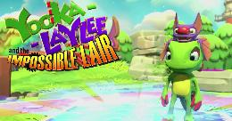 Carátula de Yooka-Laylee and the Impossible Lair para PC