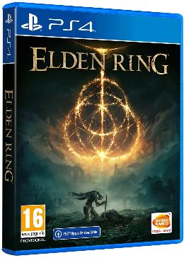 Carátula de Elden Ring para PlayStation 4