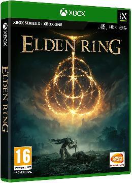 Carátula de Elden Ring para Xbox One