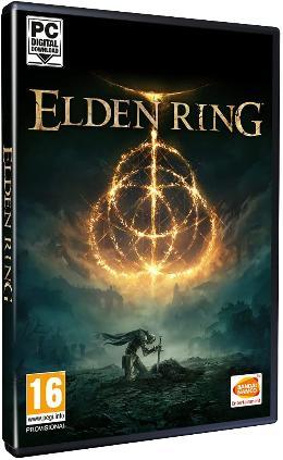 Carátula de Elden Ring para PC