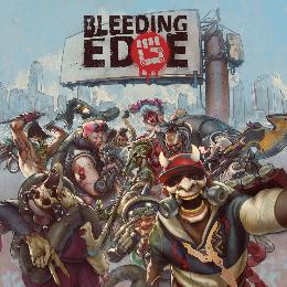 Carátula de Bleeding Edge para Xbox One