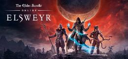 Carátula de Elder Scrolls Online: Elsweyr para PlayStation 4