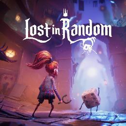 Carátula de Lost in Random para Nintendo Switch