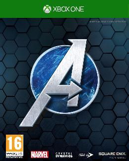 Carátula de Marvel's Avengers para Xbox One