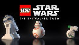 Carátula de Lego Star Wars: The Skywalker Saga para Xbox One