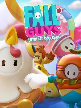 Carátula de Fall Guys: Ultimate Knockout para PlayStation 4